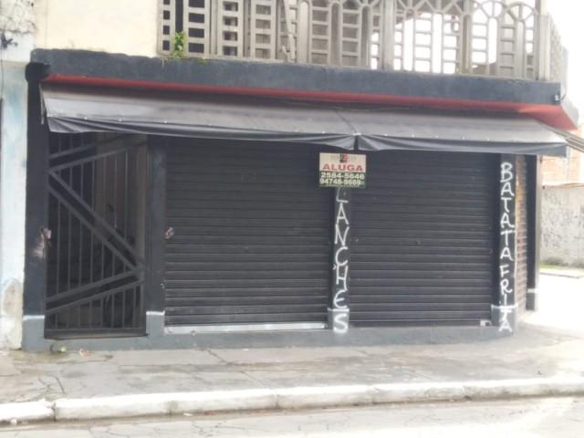 SALÃO COMERCIAL-LOCAÇÃO-SAO PAULO - SP